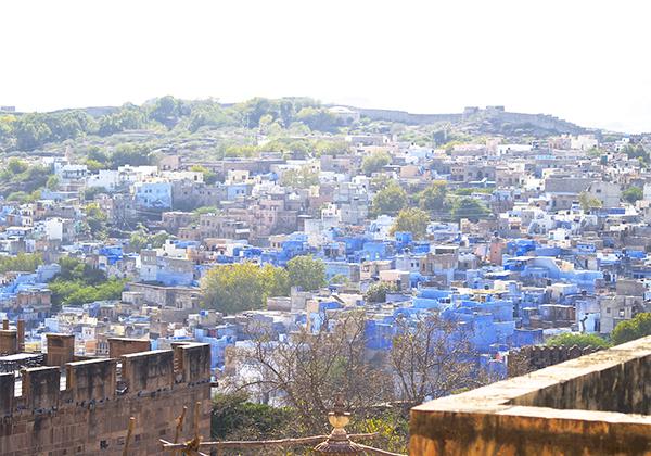 un monde de voyages Inde Jodhpur