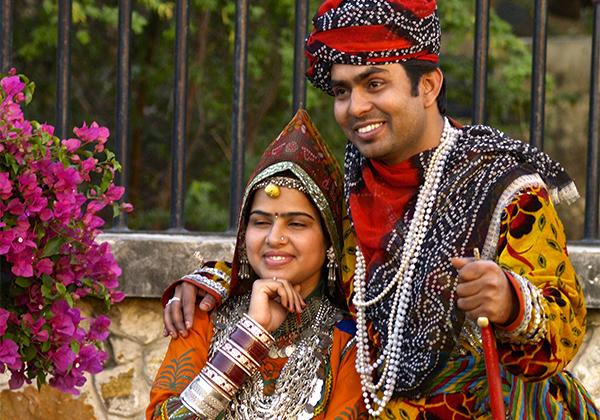 un monde de voyages Inde mariage
