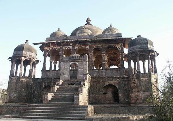 un monde de voyages Inde ranthambore fort