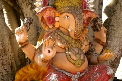 un monde de voyages Inde Ganesh