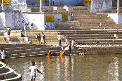 un monde de voyages Inde Pushkar - Le Lac Sacré
