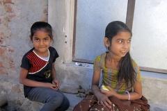 un monde de voyages Inde enfants