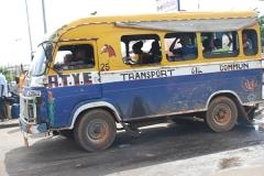 """Bus """"S'en fout la mort"""""""