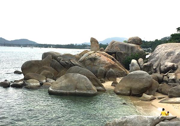 KOH SAMOUI Hin Ta & Hin Yai Rocks