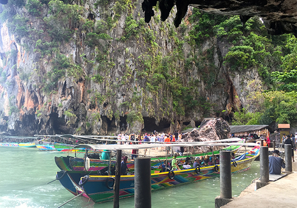 Koh Phang Nga james bond island