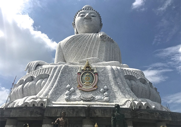 Phuket - Big bouddha