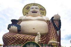 KOH SAMOUI Temple Hin Ta Hin Yai