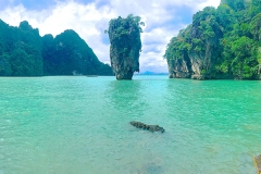 Koh Phang Nga james bond island