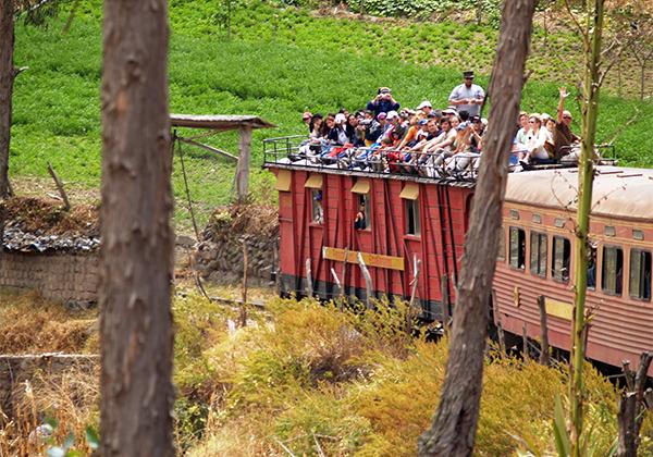 train des Andes équateur