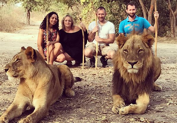 marche aux lions de fathala