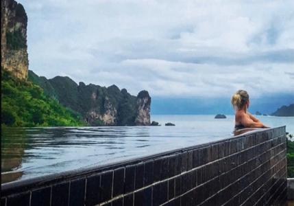 Aonang cliff beach resort (1)