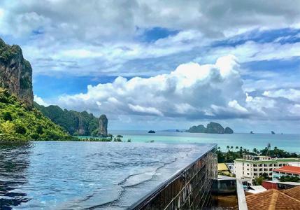 Aonang cliff beach resort (2)
